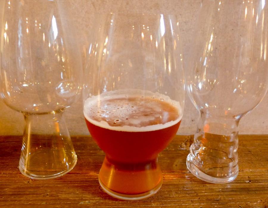 3種類揃いました!シュピゲラウ社の「クラフト・ビール・グラス」シリーズ:IPA, スタウト, アメリカン・ウィート