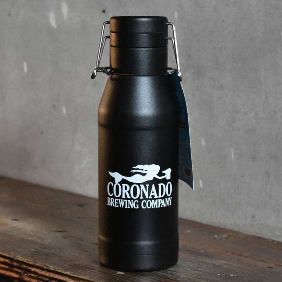 Coronado Brewing Companyステンレスグラウラー(1L)入荷