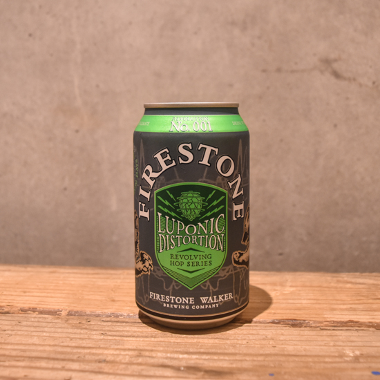Firestone Walker Luponic Distortion #1
