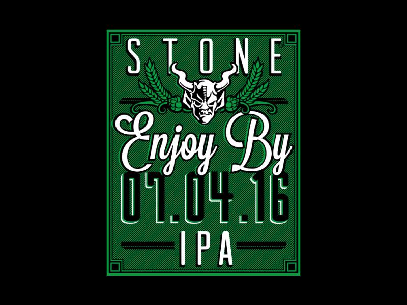 ストーン エンジョイ バイ Stone Enjoy By IPA 07.04.16