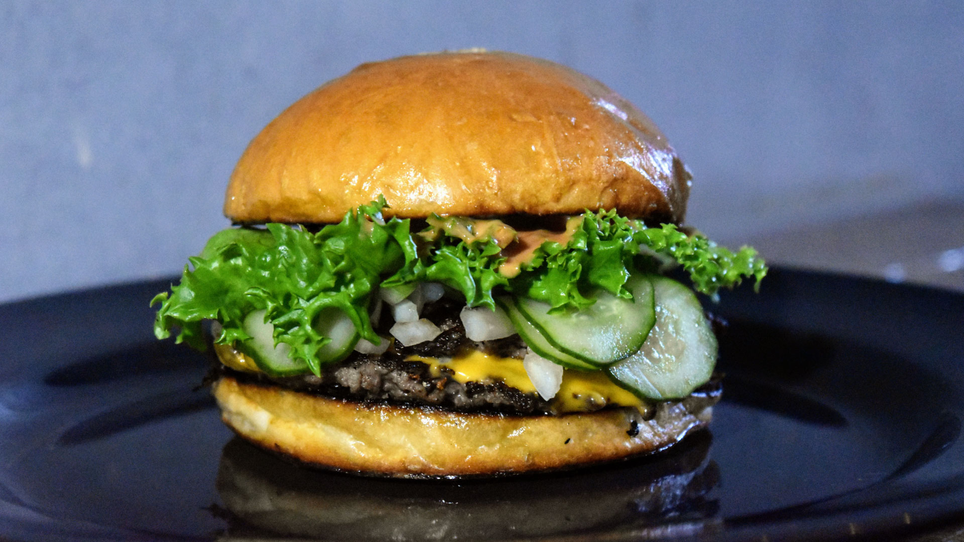 Voyager Burger
